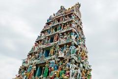 Sri Mariamman Hindu Temple Royalty Free Stock Image