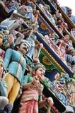 Sri mariamman Tempel lizenzfreie stockfotografie