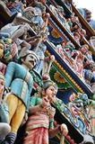 Sri Mariamman Temple Royalty Free Stock Photography