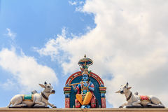 Sri Mariamman Temple Stock Photography