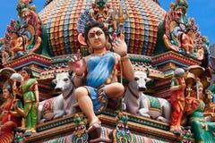 Sri Mariamman Temple, Singapore Stock Images