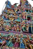 Sri Mariamman Temple Singapore Royalty Free Stock Photo