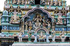 Sri Mariamman Temple, Singapore Stock Photo