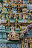 Sri Mariamman Temple, Singapore Royalty Free Stock Photo