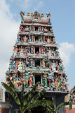 Sri Mariamman Temple - Singapore Stock Images