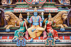 Sri Mariamman Temple Stock Photography