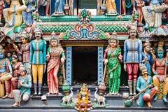 Sri Mariamman Temple Royalty Free Stock Image