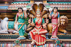 Sri Mariamman Temple Stock Images