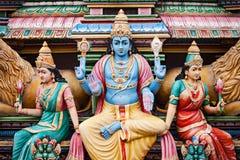 Sri Mariamman Temple Royalty Free Stock Photography