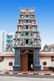 Sri Mariamman Temple Royalty Free Stock Photo