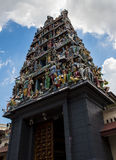 Sri Mariamman Temple, Singapore Royalty Free Stock Image