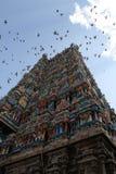 Sri Meenakshi Amman tempel Fotografering för Bildbyråer