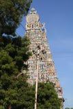 Sri Meenakshi Amman tempel Royaltyfri Foto