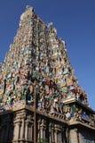 Sri Meenakshi Amman tempel Royaltyfri Fotografi