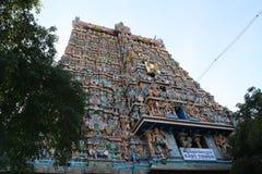 Sri Meenakshi Amman Temple Stock Photo