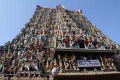 Sri Meenakshi Amman Temple Royalty Free Stock Photography