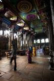 Sri Meenakshi Hindu Temple Royalty Free Stock Photos