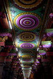 Sri Meenakshi Hindu Temple Stock Image