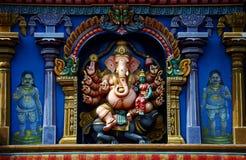 Sri Meenakshi tempel Royaltyfria Bilder