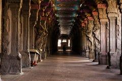 Sri Minakshi Temple Royalty Free Stock Photo