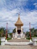 Sri Mueang Krematorium Stockbilder