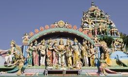 Sri Murugan Temple near Hampi, India Royalty Free Stock Photo