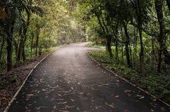 Sri Nakhon Khuean Khan park i ogród botaniczny, Tajlandia Obraz Royalty Free