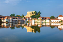 Sri Padmanabhaswamy temple in Trivandrum Kerala India Stock Images