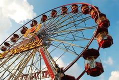 Sri Pertaling Fun Fair Stock Images
