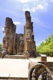 sri polonnaruwa lankatilaka lanka стоковые изображения rf