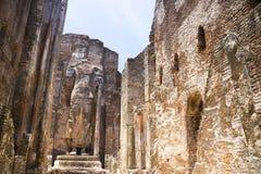 sri polonnaruwa lankatilaka lanka Стоковые Фото
