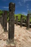 sri polonnaruwa s lanka βασιλιάδων των συμβ&om στοκ φωτογραφίες με δικαίωμα ελεύθερης χρήσης