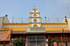 Sri Poyatha Moorthi Temple Royalty Free Stock Photo