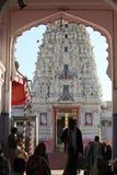 Sri Rama Vaikuntha świątynia Zdjęcia Stock