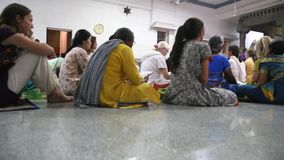 SRI RAMANA MAHARSHI聚会所  影视素材