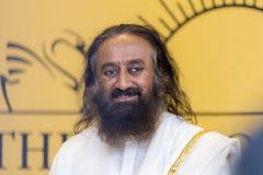 Sri Sri Ravi Shankar photographie stock