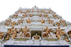 Sri Senpaga Vinayagar Temple in Singapore Royalty Free Stock Images