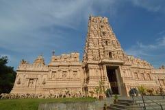 Sri Shakti Devasthanam Temple stock fotografie
