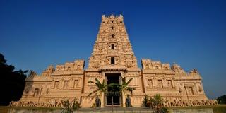 Sri Shakti Dhevasthanam寺庙 免版税库存照片