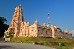 Sri Shakti Dhevasthanam寺庙 库存照片