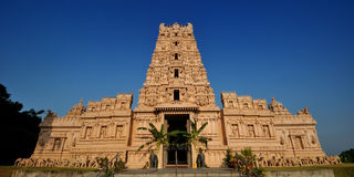 Sri Shakti Dhevasthanam Temple Royalty Free Stock Photo