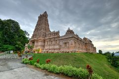 Sri Shakti Dhevasthanam Temple Stock Photos