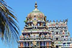 Sri Siva Subramaniya Swami Hindu Temple em Nadi Imagem de Stock Royalty Free