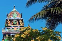 Sri Siva Subramaniya Swami Hindu Temple i Nadi Arkivfoto