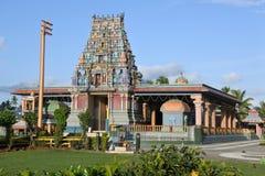 Sri Siva Subramaniya tempel i Nadi, Fiji arkivbilder