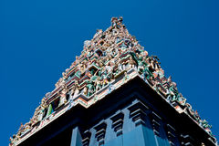 Sri Srinivasa Perumal Temple, Singapore Stock Image