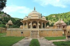 Sri Sudha rani Garden Palace in jaipur. Royalty Free Stock Photography