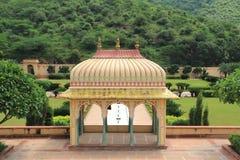 Sri Sudha rani Garden Palace (jaipur). Royalty Free Stock Images