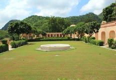 Sri Sudha rani Garden Palace. Stock Photography