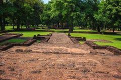 Sri-thep historischer Park lizenzfreies stockbild